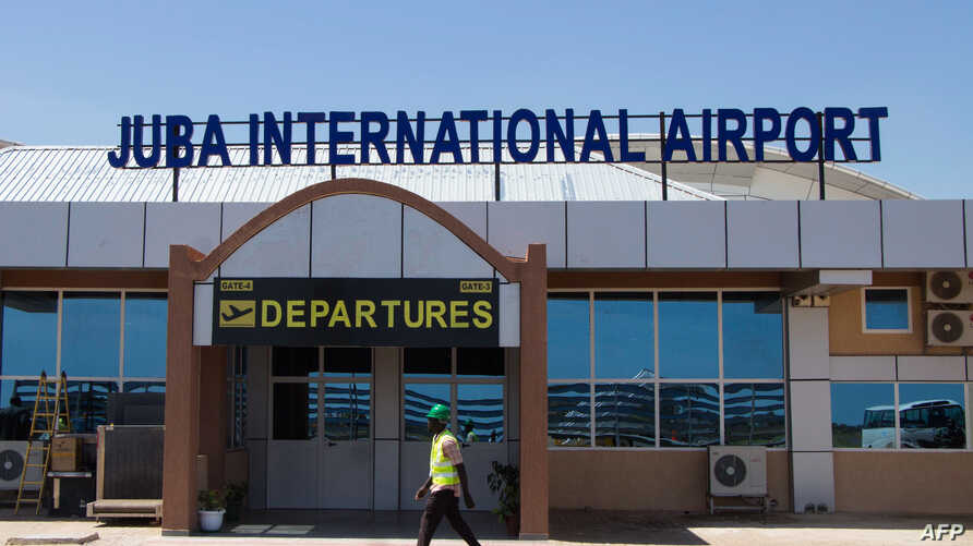 Juba Air Port